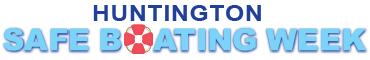 Huntington Safe Boating Week 2020 Logo