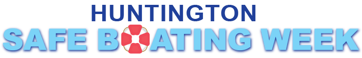 Huntington Safe Boating Week Logo
