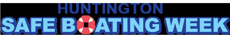 Huntington Safe Boating Week Logo